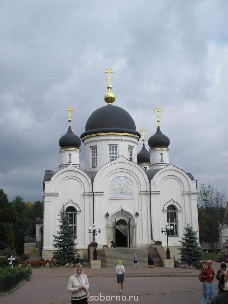 Монастыри Задонска - P8230017.JPG