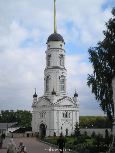 Монастыри Задонска - P8230018.JPG