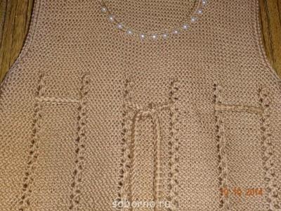 Вязание на спицах - DSC02633.JPG