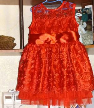Платье внучке к выпускному балу  - DSC00583.JPG