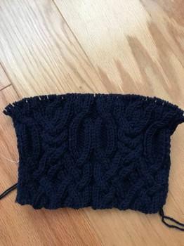 Вязание на спицах - шарф.jpg