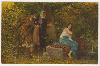 Христианская культура в картинках - Сусанна и старцы Даниил 1  19.jpg