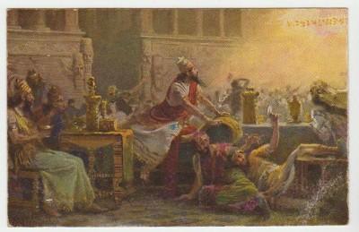 Христианская культура в картинках - Пир Валтарсара.jpg
